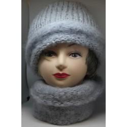 Bonnet tricoté dans nos...