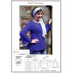 copy of Fiche tricot