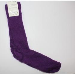 Chaussettes courtes, violet...